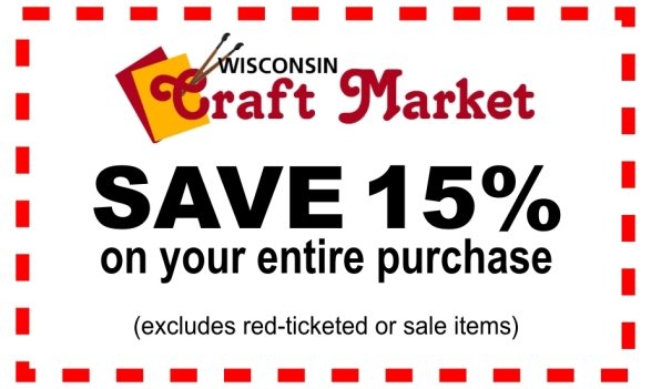 15% OFF Coupon